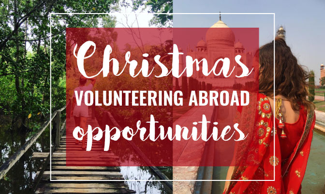 Christmas Volunteering Abroad Opportunities | IVHQ