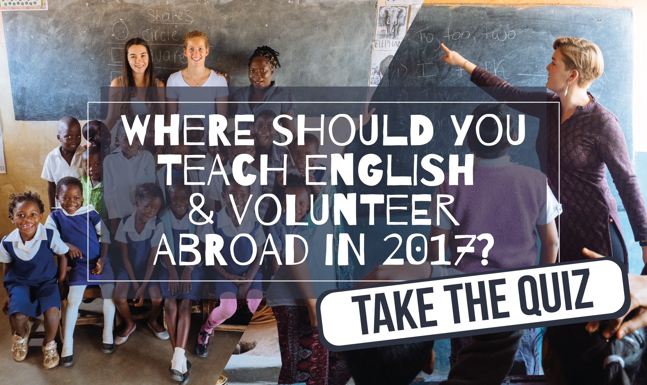 QUIZ Where Should You Teach English Abroad In IVHQ - 8 things you should know about teaching english abroad