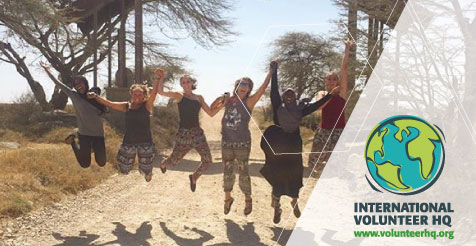 Volunteer in Tanzania with IVHQ - Lowest Fees & Most Trusted
